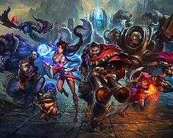 League Of Legends, Windows 10 Mağazasına Dahil Oluyor