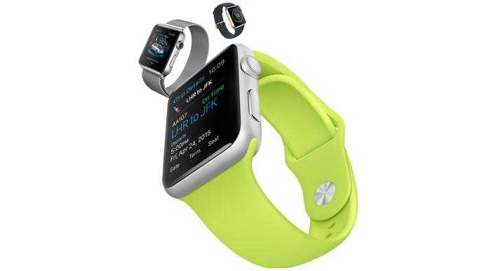 Apple Watch native uygulama SDKsı ve watchOS 2 tanıtıldı