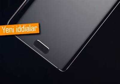 Galaxy Note 5in edge versiyonunu unutun