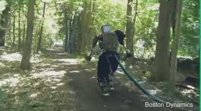 Boston Dynamics, Atlas robotunu laboratuvar dışında deniyor [Video]
