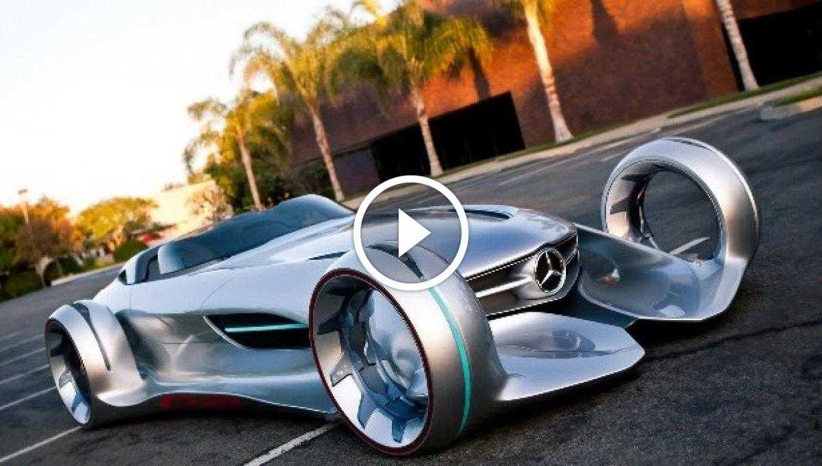 Mercedes-Benz Silver Arrow Konsept