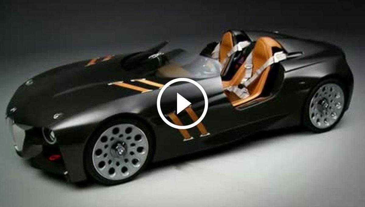 BMW 328 Hommage [Video]