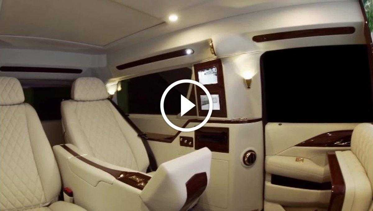 Ultra Lüks Cadillac Escalade [Video]