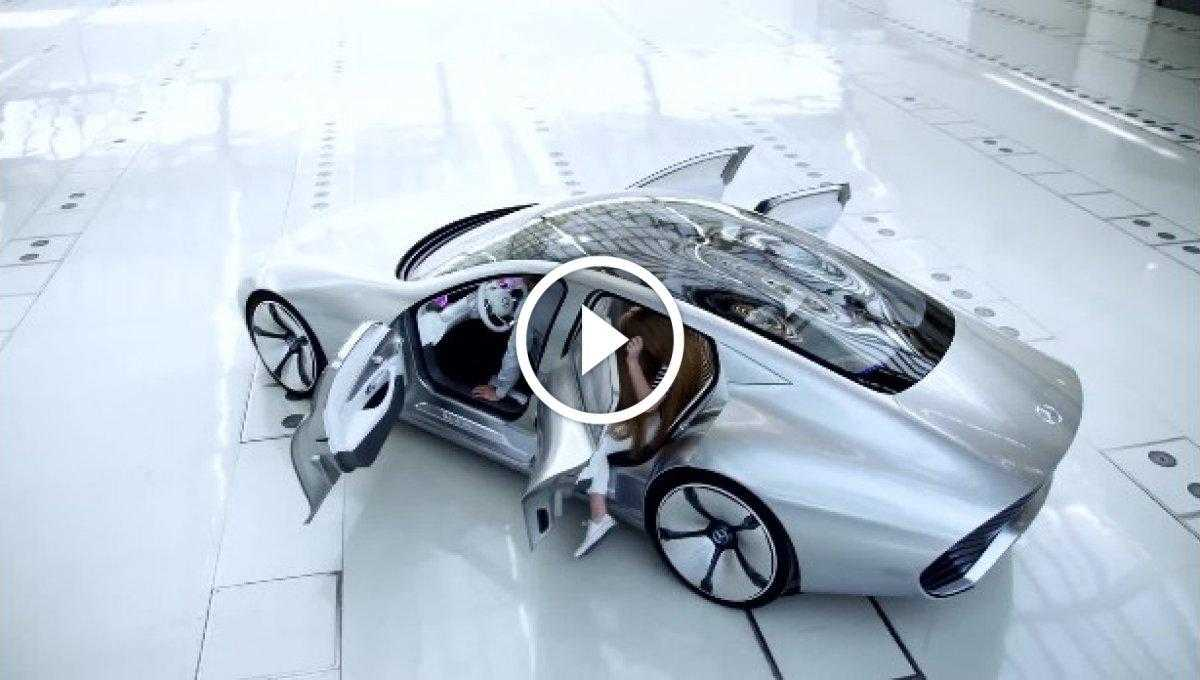 Mercedes-Benz IAA [Video]