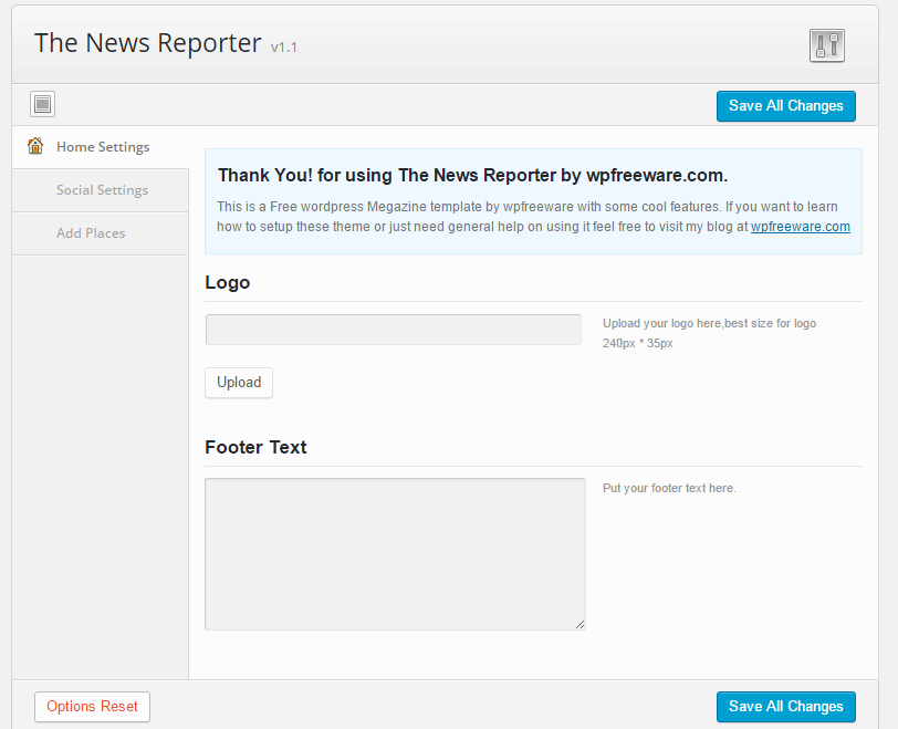 Wordpress Haber ve Magazin Teması - The News Reporter