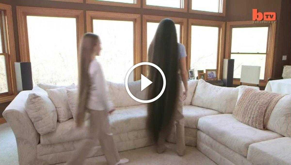 Rapunzel Ailesi [Video]