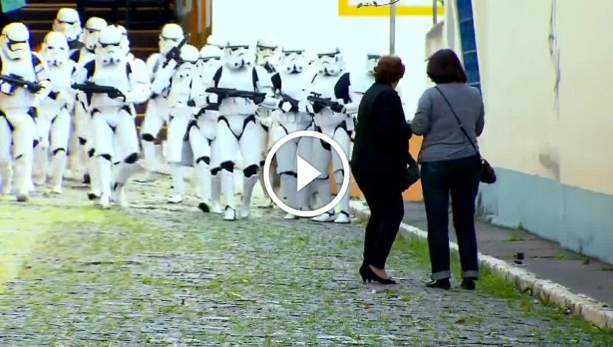 Star Wars Şakası [Video]