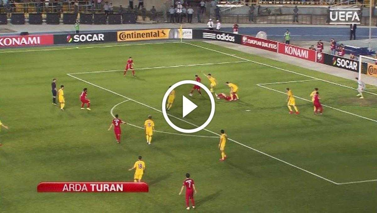 Top 5 Türkiye – EURO 2016 [Video]