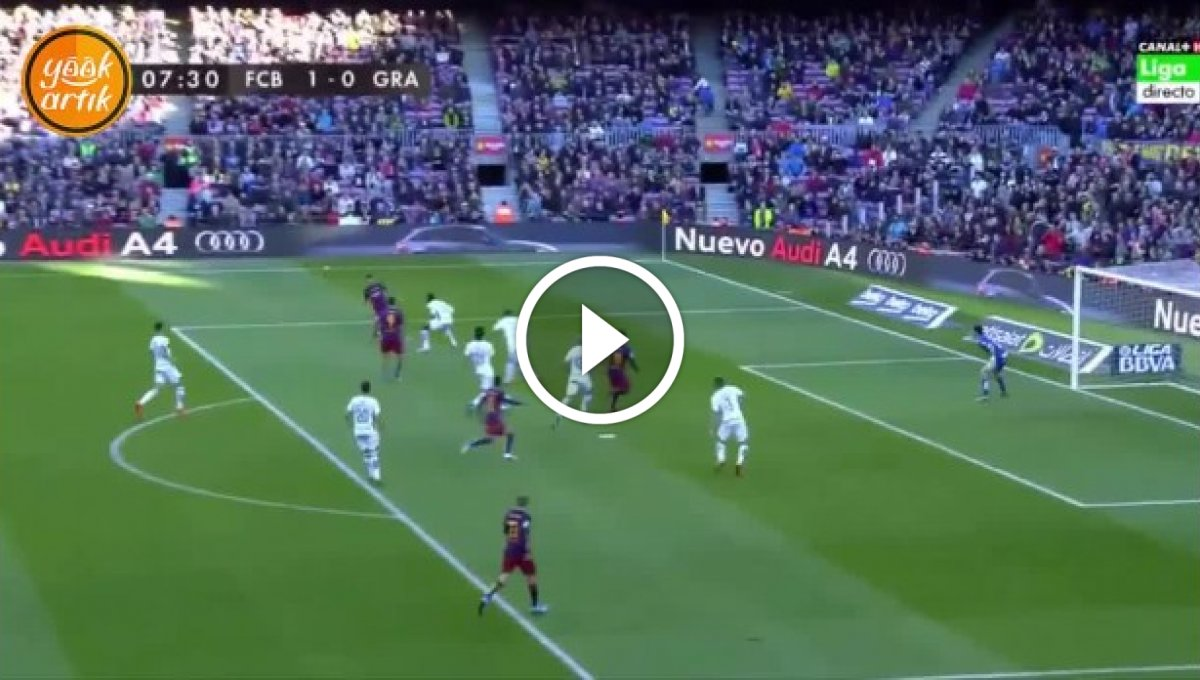 Arda Turandan ilk Asist [Video]
