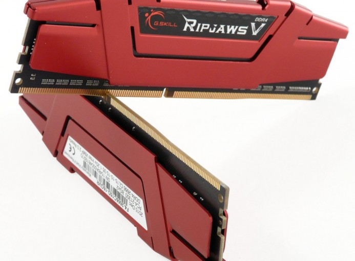 G.Skill Ripjaws V DDR4-2666 16 GB Dual Kit