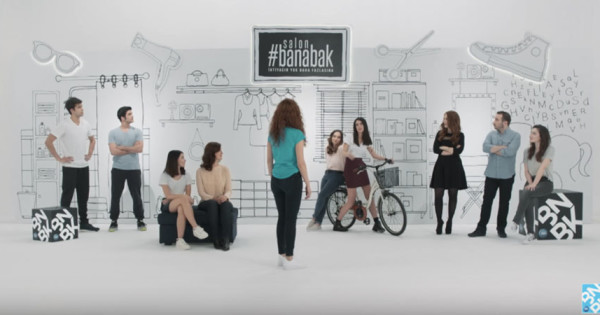 P&G video bloggerlar ile Salon banabak'ı açtı