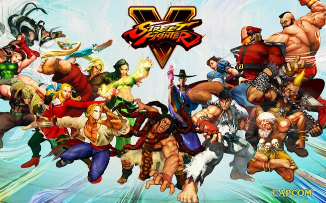 Street Fighter V İnceleme