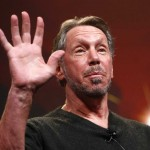 3. Larry Ellison