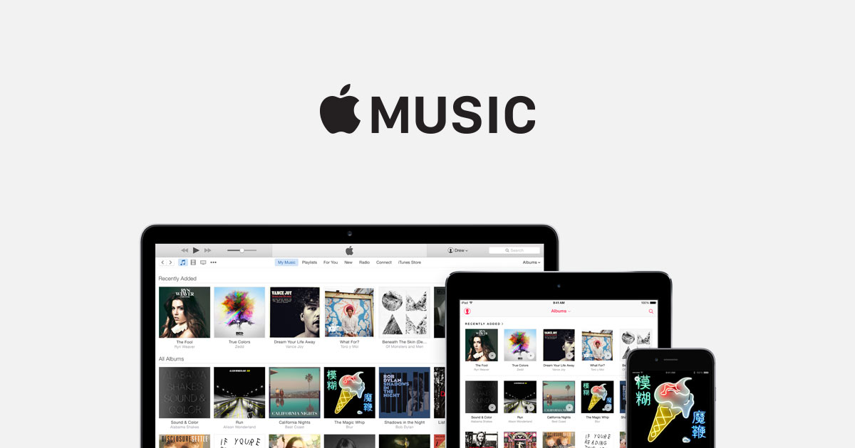 Apple Music'e iOS 10 Gazı!