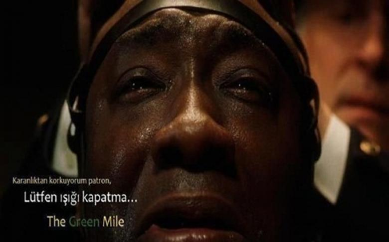 The Green Mile - John Coffey