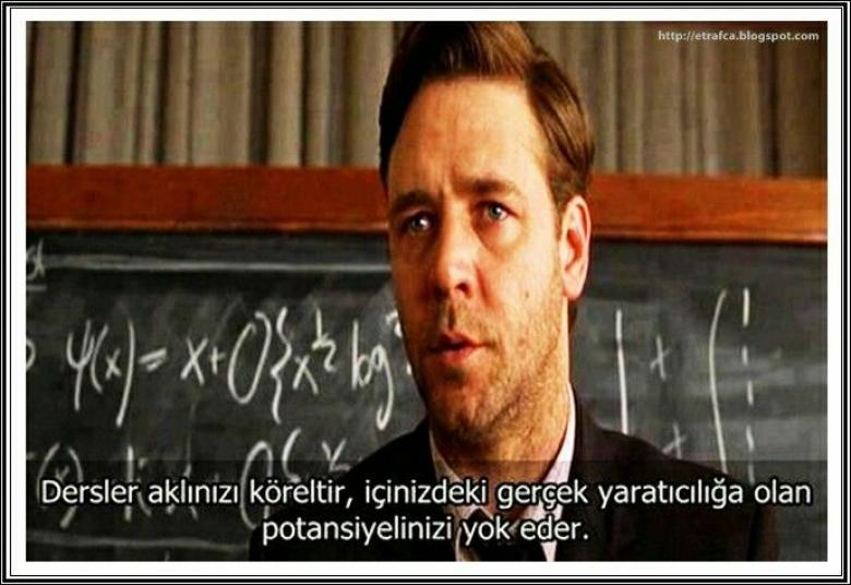 A Beautiful Mind - John Nash