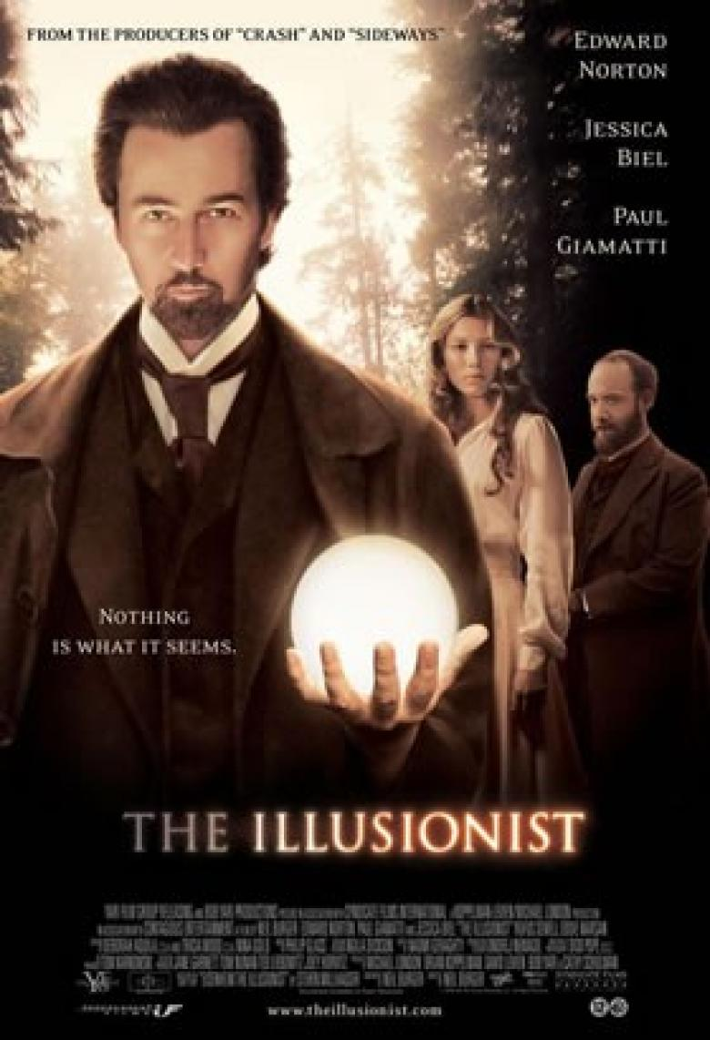 SİHİRBAZ / The Illusionist