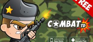 Android Combat Tower Defanse Oyunu