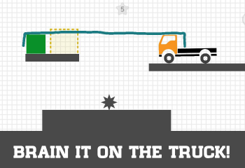 Brain it on the truck! – Android Oyun İncelemesi