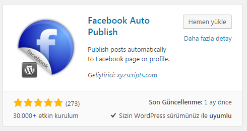 wordpress-facebook-auto-publish-eklentisi