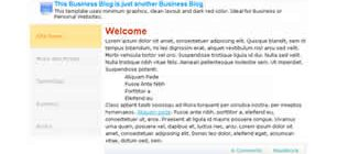 Bloody Business Web Site Tasarımı