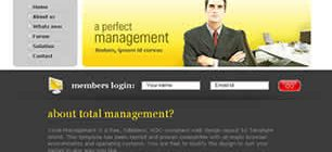 Total Management Web Site Tasarımı
