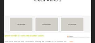 Green World 2 Web Site Tasarımı