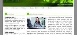 Neutral Green Web Site Tasarımı