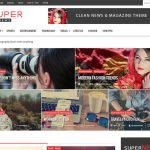 SuperNews : Beautiful theme for News, Magazine, Blog, Publishing & Review Sites