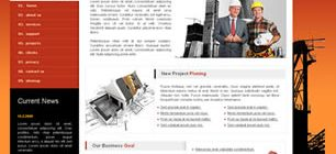Architect Company Web Site Tasarımı