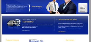 Business Co. Web Site Tasarımı