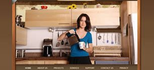Coffee Maker Web Site Tasarımı