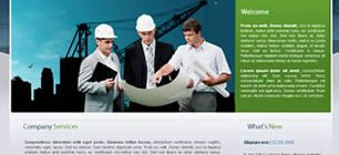 Construction Group Web Site Tasarımı