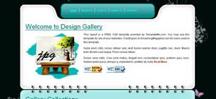 Design Gallery Web Site Tasarımı