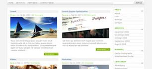 TheLatest Web Template