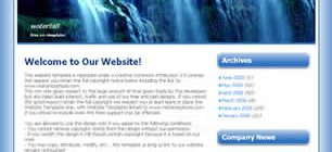 Waterfall Web Site Tasarımı