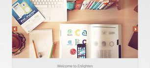 Enlighten Web Site Tasarımı