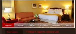 Five Star Hotel Web Site Tasarımı