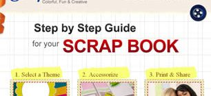 Scrap Books Web Site Tasarımı