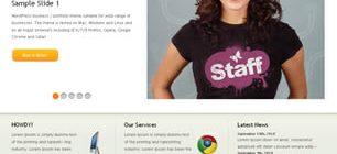 WCSST 35 Web Template