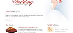 Wedding Web Site Tasarımı