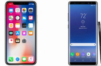 Hangisini almalı: iPhone X mi Samsung Galaxy Note 8 mi?