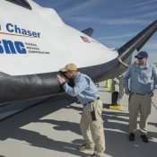 Dream Chaser ALT-2 Free Flight – RESTRICTED